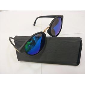 a1c7d1a21cca3 Oculos Espelhado Feminino Azul Degrade - Óculos De Sol no Mercado ...