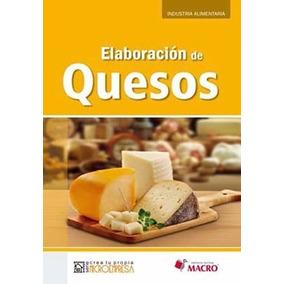 Libro Online Elaboración De Quesos Autor: Isique Huaroma, Ju