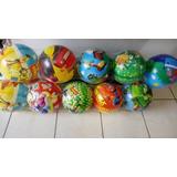 Bola Infantil De Vinil Personalizadas Desenhos Brinquedos