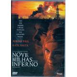 Dvd Nove Milhas Para O Inferno - Adrian Paul - Novo***