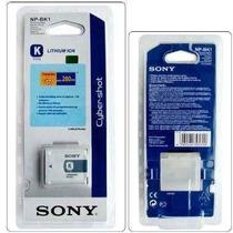 Bateria Sony Np-bk1 Original Nueva En Blister Pila Cybershot