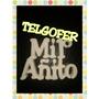Cartel Telgopor Mi Primer Añito 2 Cotillon