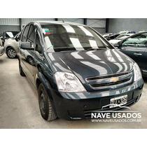 Chevrolet Meriva Gl Plus Modelo 2010 Negro Full 90000km Ill