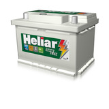 Bateria Automotiva 60ah 12v Heliar Super Free Barato