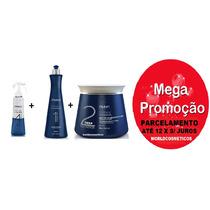 Shampoo, Máscara E Selante Therapy Mutari