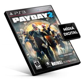 Payday 2 Ps3 Mídia Digital Psn Envio Já