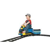 Tren Montable Electrico Imaginarium Con Vias, Diviertete