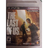 The Las Of Us - (usado) Playstation 3