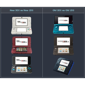 Desbloqueio Nintendo 3ds.