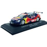 Coleção Miniatura Stock Car Chevrolet Sonic 2012- Cacá Bueno