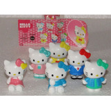 Coleccion De Figuras Huevo Kinder Hello Kitty