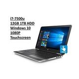 Hp 15.6 Pavilion 15t Touchsmart Portátil: Intel Core I7-...