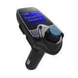 Morefine Inalámbrico Transmisor Fm In-car Bluetooth Mp3...