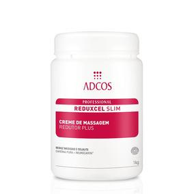 Reduxcel Slim Creme De Massagem Redutor Plus Adcos 1kg