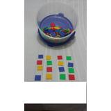 Fichas Matematicas Cuadradas Material Didactico
