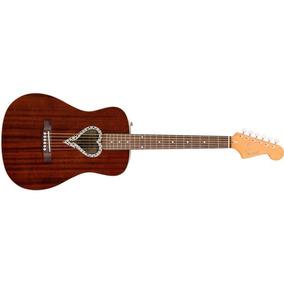 Guitarra Acústica Fender Alkaline Malibu