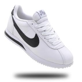 Tênis Nike Cortez Leather Classic Wmns + F. Grátis Feminino
