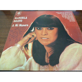 910551f89a856 Manuela Bravo - Discos de Música Otros en Mercado Libre Argentina