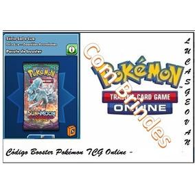 Código Booster Pokemon Tcg Online Guardian Rising Sm2+brinde