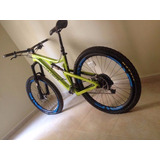 Bicicleta Mtb Santa Cruz Bronson C Talla M. Mountain Bike