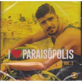 Cd I Love Paraisopolis Vol 2.