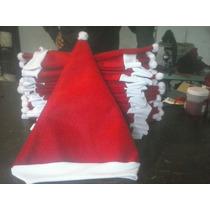 Gorro Navideño Santa Claus Economico