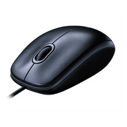 Mouse Logitech M100 Optico Cable Usb Windows Mac Garantia