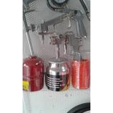 Kit Pistola Para Pintar, Compresor. Fullmak Chile