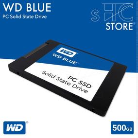 Ssd 500gb Western Digital (wd Blue)