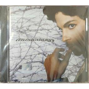 Prince Musicology Cd Nuevo Sellado Descatalogado