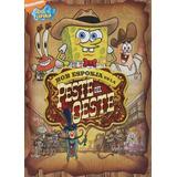 Bob Esponja En La Peste Del Oeste Pelicula Dvd