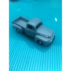 Miniatura Ford F1 Pick Up 1948 Em Metal Maisto Escala 1:25