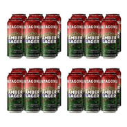 Patagonia Amber Lager . Cerveza . 473ml X 24 - Tomate Algo®