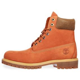 Botas Timberland 6 In Premium - 0a17ycd49 - Naranja - Hombre