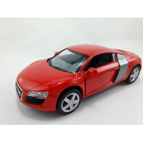 Carro Audi R8 Coleccionable A Escala 1/36