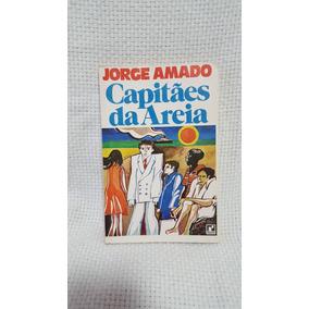 Livro Capitães Da Areia Jorge Amado