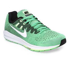 Zapatillas Nike Air Zoom Structure 20 Green Exclusivas Nike