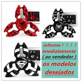 Fidget Hand Spinner Super Herois Abec 15 Promoção!!!!!!!!!!
