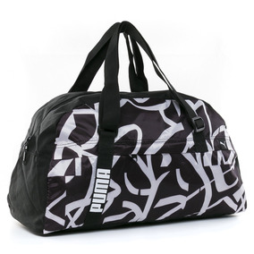 Cartera Core Active Black/white Puma Sport 78 Tienda Oficial