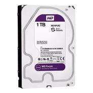 Hd Interno Wd Purple 1tb Sata 6gb/s 5400 Rpm - Wd10purz