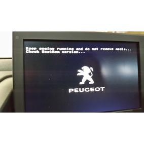 Reparación Error Inicio Gps Peugeot - Pantalla Negra -