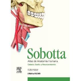 Paulsen F Sobotta Atlas De Anatomía Humana 3 Vols + Acceso O