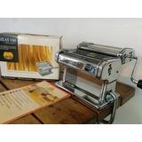Maquina Para Hacer Pasta Marcato, Atlass 150 . Excelente!!