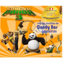 Kit Imprimible Kung Fu Panda 3 Tarjetas + Candy Bar