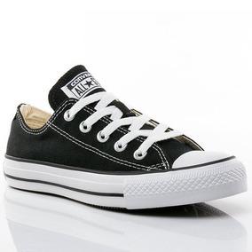 zapatillas converse negras mujer precio