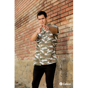 Camisa Soldier Greenery