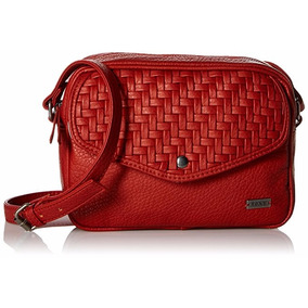 Hermosa Cartera Roxy La Graciosa Cross-body Bag 37130002 Cro