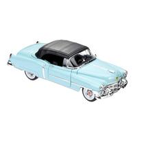 1953 Cadillac Eldorado Verde 1/43 Welly Diecast