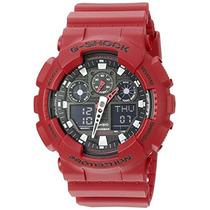 Casio - G-shock Reloj X-grande Serie - Ga-100b- Envío Gratis