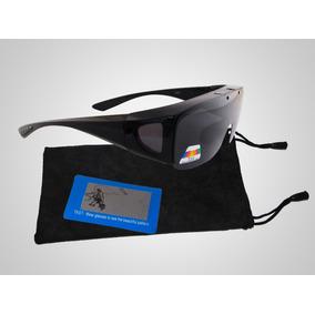 Lentes De Sol Yoe 4055 Polarizado Protección Uv Sobrelentes
